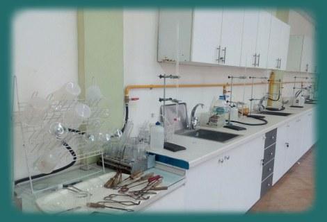 آزمایشگاه شیمی 3