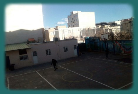 حیاط 1