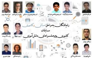 راهیابی سیزده نفر از دانشآموزان پایه دهم به مراحل استانی و کشوری مسابقات کشوری پژوهشسراهای دانشآموزی