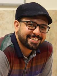 علیرضا شوکتی : مسئول پژوهش و دبیر پژوهش شیمی و نانو پایه دهم
