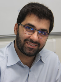 امیرحسین احمدی : مدیر اداری مالی