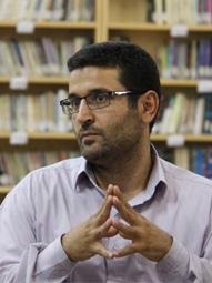 مرتضی حاج ابراهیمی : مسئول پایه دوازدهم، دبیر ادبیات و زبان فارسی پایه دوازدهم