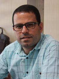 محمد صادقی : مشاور مدیر - دبیر جلسات شورا - مسئول دفتر فارغ التحصیلان