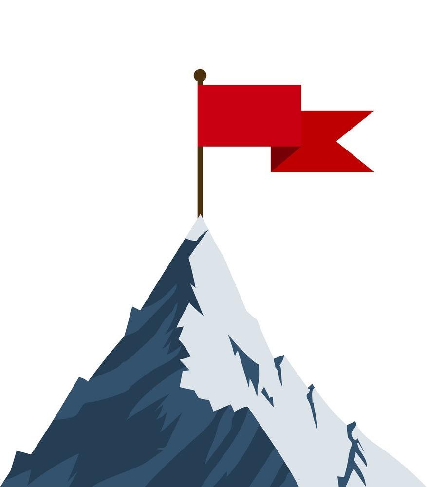 قله کوه یا چکاد