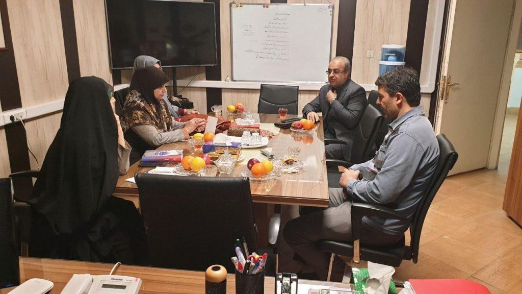 جلسه انجمن اولیا